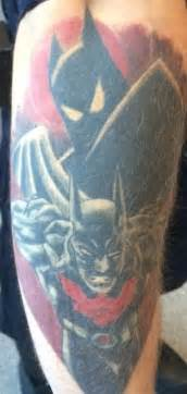 edmonton tattoo con speaking of the dark knight inked tattoo batman dark