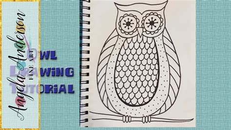 easy pattern drafting for beginners how to draw easy owl coloring pages for beginners and kids
