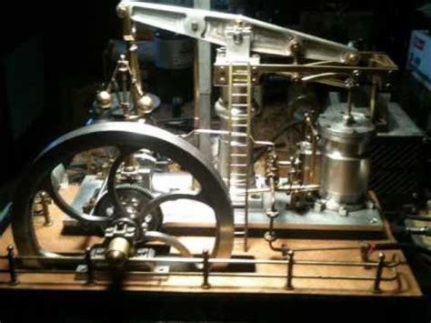 franklin iron works ls 1960s m e beam steam engine