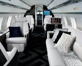 versace creates stunning jet interior the high