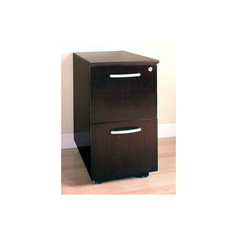 mayline corsica 2 drawer mobile vertical wood filing