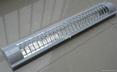 Grid Lighting Fixtures T5 Grid Fluorescent Lighting Fixture Light Fitting Yg97at51 1w Puzhao China Manufacturer
