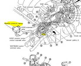 96 nissan maxima transmission i a 96 nissan maxima the vacuum hose from the top of