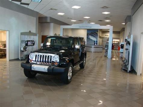 Landers Chrysler Dodge Jeep Landers Chrysler Dodge Jeep Ram Car Dealership In Benton