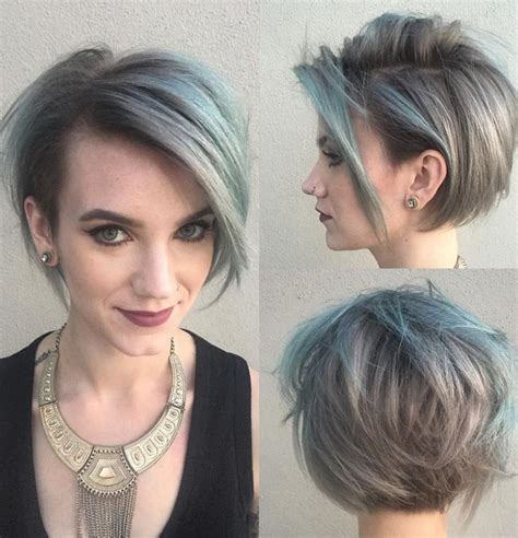 gray shag haircuts 17 best ideas about gray hairstyles on pinterest gray