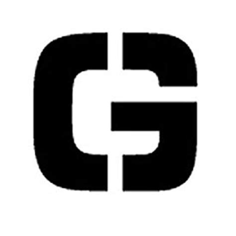 Character Letter G Traffic Parking Lot Safety Traffic Stencils Individual Character Stencil 8 Quot Letter G