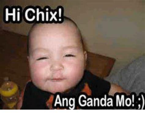 Meme Ganda Mo - meme ganda mo 100 images ang ganda mo sceptical baby