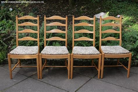 Preloved Dining Chairs 4 Ercol Light Elm Ladderback Penn Kitchen Dining Chairs Wanted In Uttoxeter Staffs Preloved