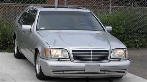 1999 Mercedes S500 by 1999 Mercedes S500 W140 S600 S430 Custom Mercedes S500