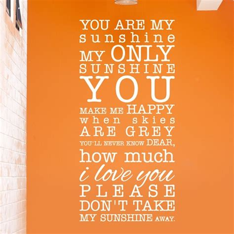 you are my wall you are my wall decal quote walls