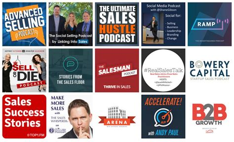 best podcast the 15 best sales podcasts in 2017 for startups and