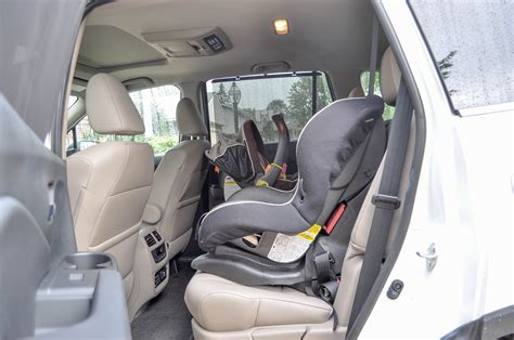 honda pilot long term road test  car seats  diaper bags hauling  family