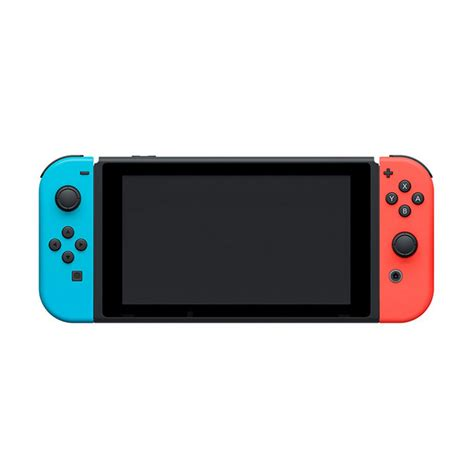 Nintendo Switch Neon Blue nintendo switch console neon blue belfield