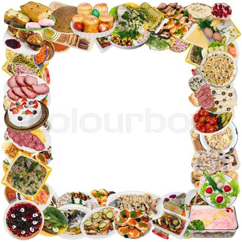 cornici simpatiche simple food on plates in rustic rural style for and