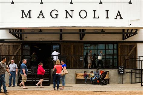 the magnolia store waco is a strange marriage of terrible and trendy from