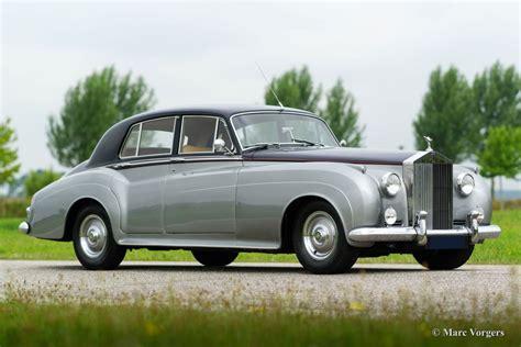 rolls royce silver cloud ii 1961 welcome to classicargarage