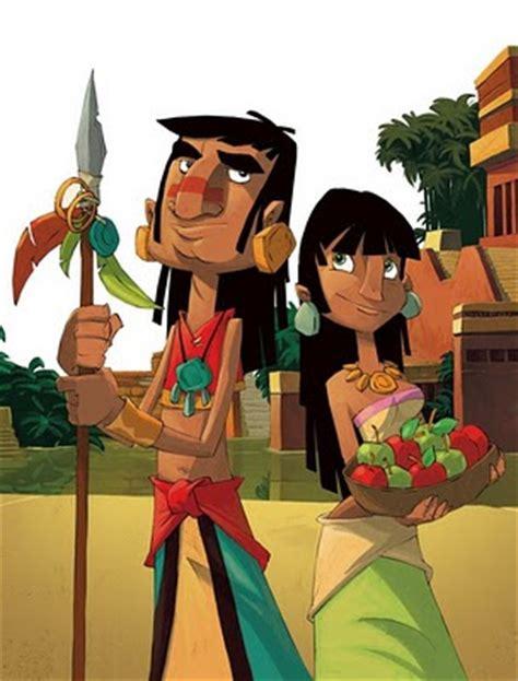 imagenes de los mayas animados breve historia universal caricaturas de los mayas