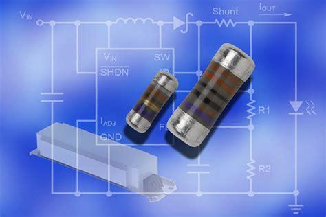 melf resistor sizes thin melf resistors offer tighter tolerance