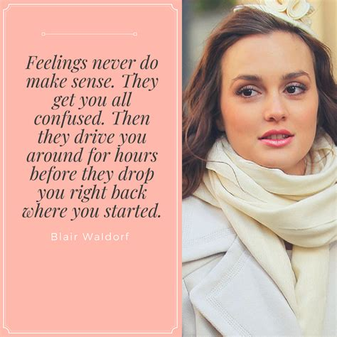 blair waldorf quotes text image quotes quotereel