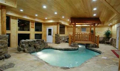 wow log cabin with indoor pool log cabins