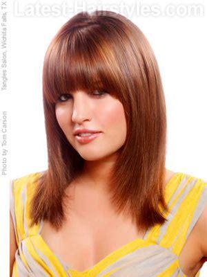 bangs that cut around cheek bone salon eileen williamsville ny hair cut hair color