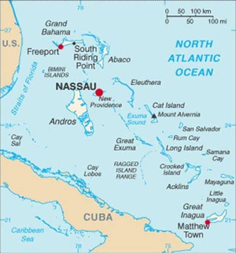 bahamas location map bahamas latitude longitude absolute and relative