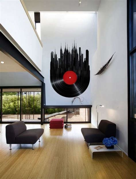 music decorations for home musically inspired furniture and decorations for your home