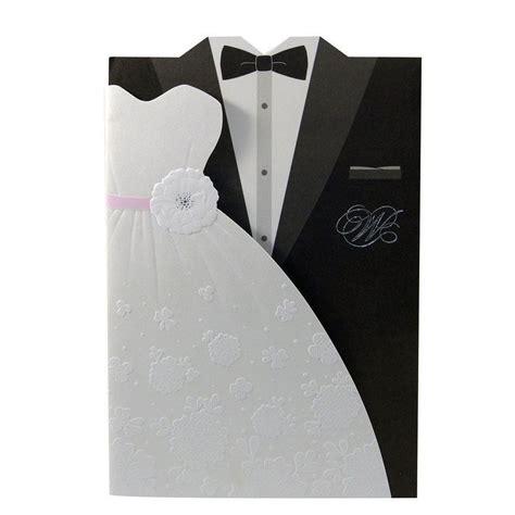 Wedding Invitations Tuxedo