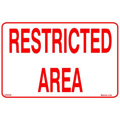 restricted areas restricted area 20x25cm white vin imo symbol 230236wv imostickers com