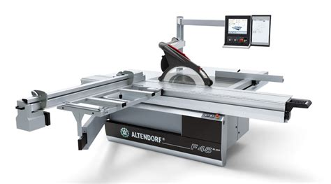 altendorf sliding table saw sliding table saws f45 series stiles machinery
