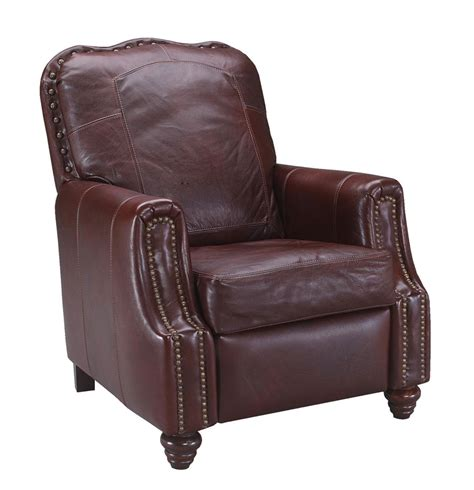 Klaussner Leather Recliner by Klaussner Gabby High Leg Reclining Chair Kl L51408hlcr At