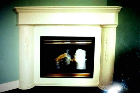 Fireplace Coquitlam by Wood Mantels Stair Railings Vancouver Points West