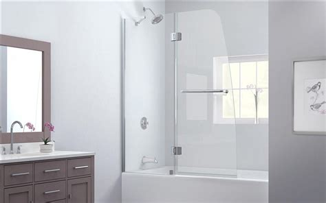 Shower Door At Home Depot Beautiful Home Depot Shower Door On Inch Frameless Sliding Shower Door In Chrome The Home Depot