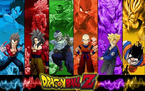 wallpaper dragon ball bergerak dragon ball z wallpaper and hintergrund 1600x1000 id