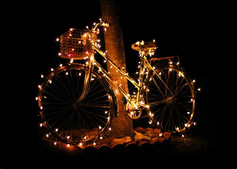 Christmas Light Neighborhoods Holiday Pick Christmas Light Bike Ride Cat5