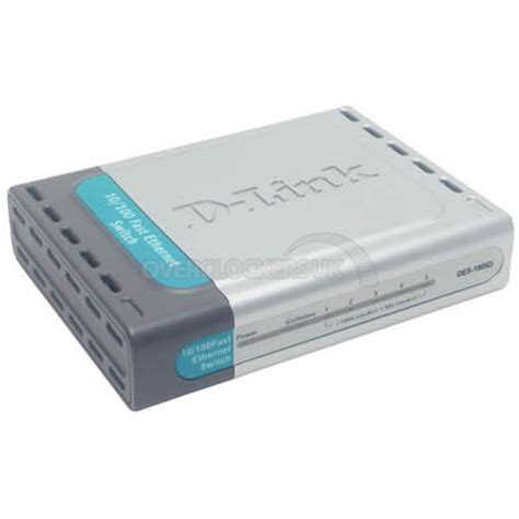 Switch Dlink 5 Port d link des 1005d 5 port ethernet switch ocuk
