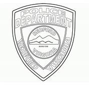 Free Policeman Coloring Pages  Home