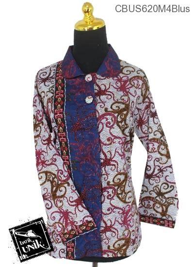 Batik Baju Batik Sarimbit Talita baju batik sarimbit blus katun motif cumi cumi tumpal