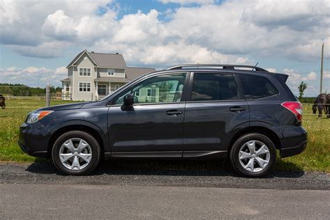 subaru forester 2015 2015 subaru forester review trucks and suvs