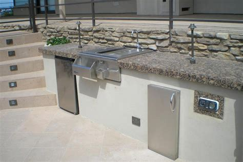 Patio Sound System Design Patio Sound System Design Bbq And Bar System With Granite