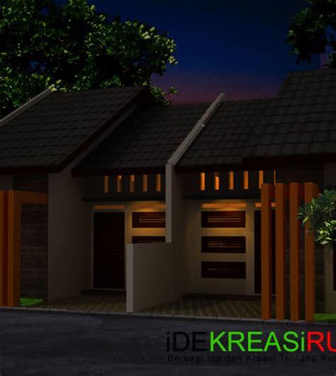 desain eksterior rumah tropis modern desain fasad rumah mungil modern tropis type 50 ide