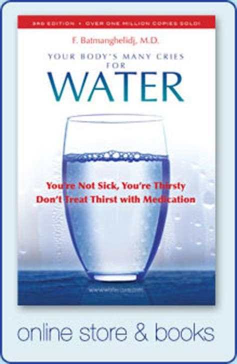 drink this water books watercure the miracles of water to cure diseases