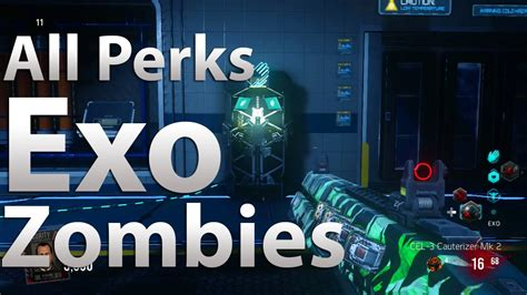 exo zombies outbreak all exo abilities perk locations in exo zombies outbreak