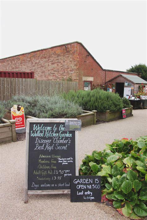 walled kitchen garden clumber park walled kitchen garden april everydayapril