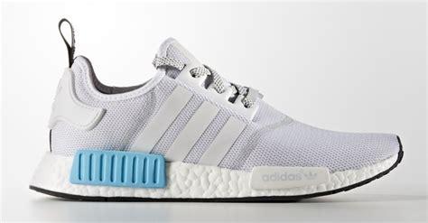 Sepatu Adidas Nmd Black White Anmd Bw adidas nmd white blue sneaker bar detroit