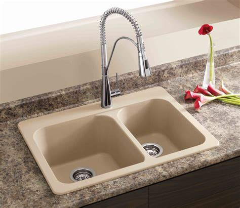 Silgranit Natural Granite Composite Topmount Kitchen Sink Kitchen Sinks Discount