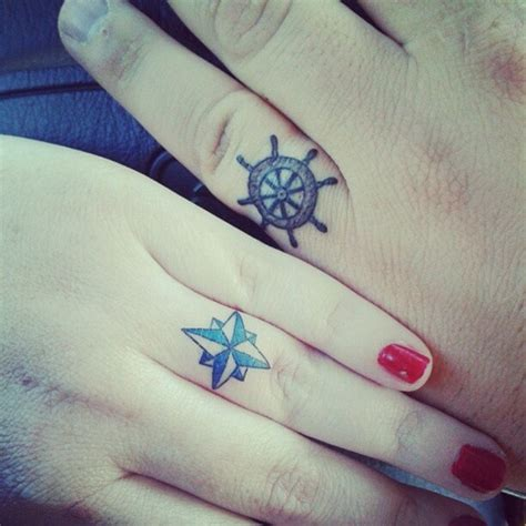 30 unique wedding ring finger tattoos for