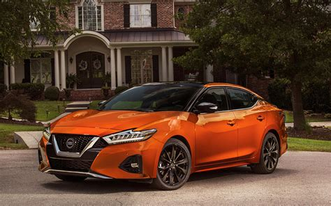 2020 nissan lineup nissan reveals details for new 2020 maxima lineup