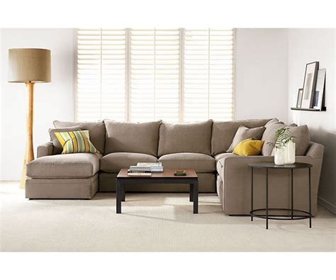 room and board orson sectional orson sectionals furniture rooms furniture and