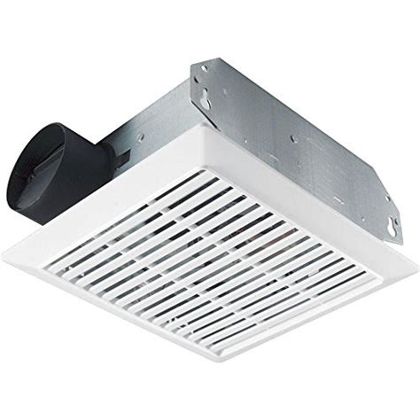 nutone 695 70 cfm wall ceiling mount exhaust bath fan